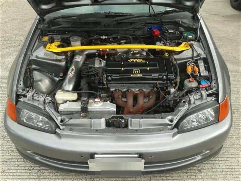 honda civic eg6 motor