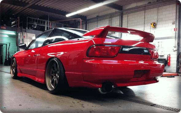 Nissan Silvia S13, el primero de la leyenda
