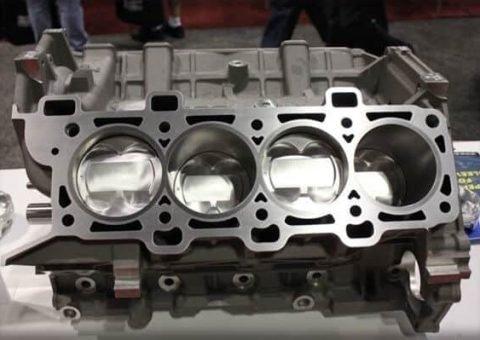 motor forjado
